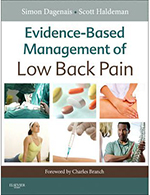 Ebook : Evidence-Based Management of Low Back Pain