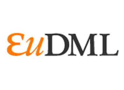Accès à l'European Digital Mathematics Library